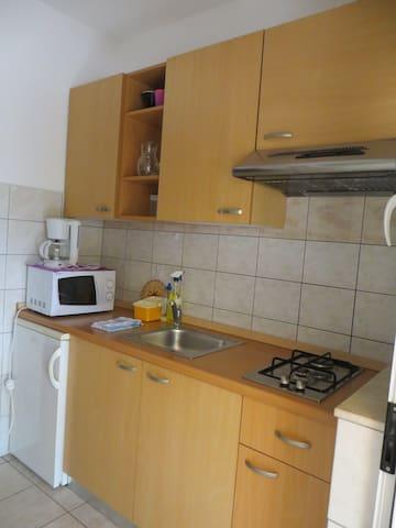 Apartments Marko Seline / Studio Mali Stari