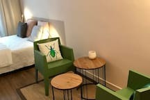 smart, cosy and quiet studio Capitole, down town