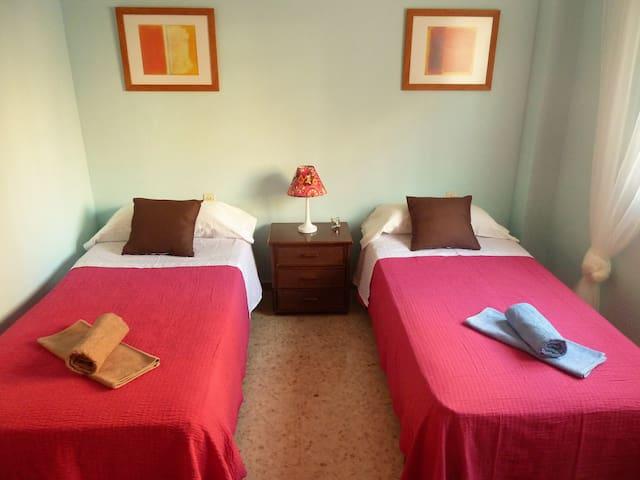 3.Habitación junto Centro histórico y Santa Justa - Sevilla - Apartment