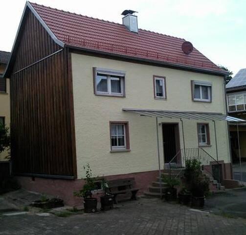 Ferienhaus Spessart in Heinrichsthal