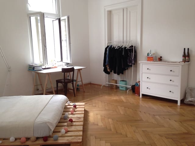 Lovely room in the famos 7th district! - Vienna - Apartamento