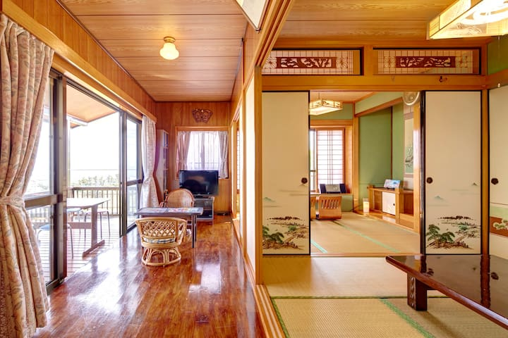 Leisurely stay in Okinawa House - Nanjō-shi