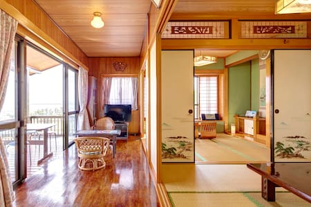 Leisurely stay in Okinawa House
