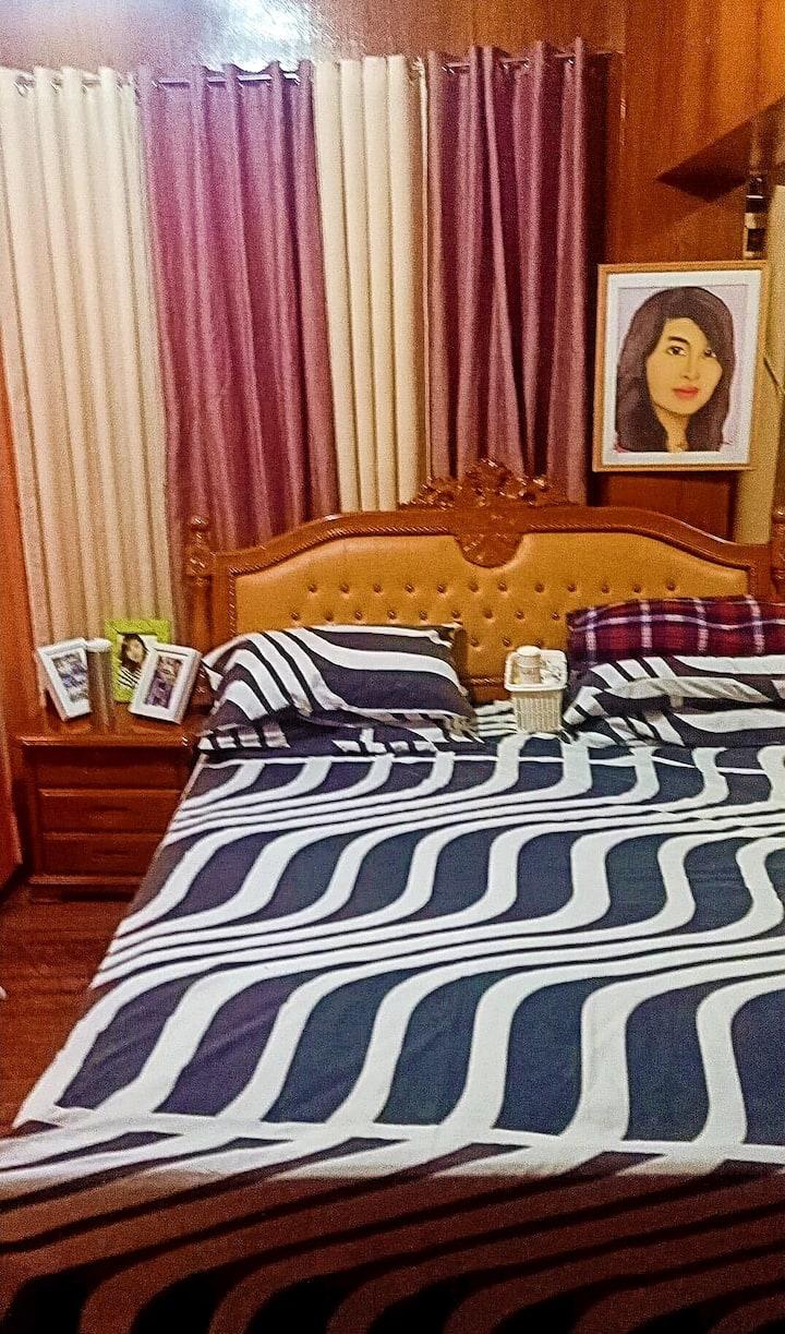 ☆CityCenter Cozy Bed&Breakfast☆ free wifi,netflix~