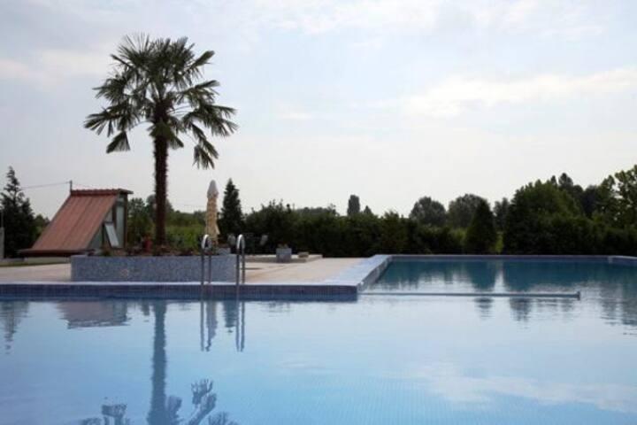 Room Papavero near Venice Airport