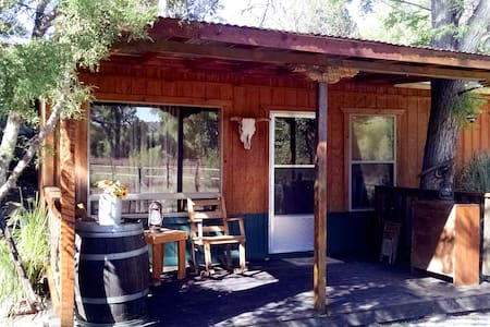 Hideout Cabin at End of Road Along Bear Creek! - Gila