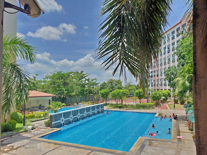Condo Unit in Pasig/Cainta 2BR fully furnished
