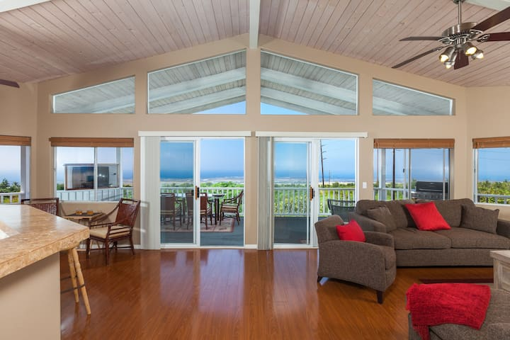 Huge 3b/3b with amazing ocean views - Kailua-Kona - Apartment