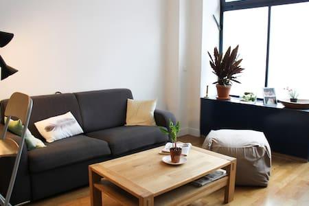 bel appartement F2 à la Buttes aux Cailles - Paris