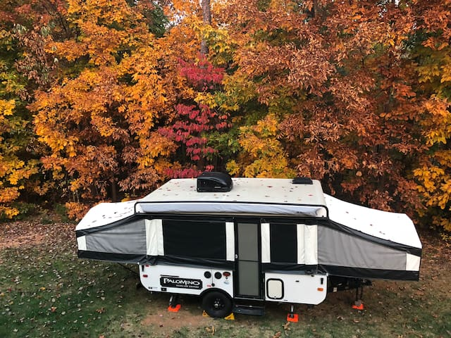 Palomino Basecamp Pop Up Camper