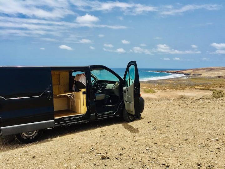 Canary Islands Wild Van