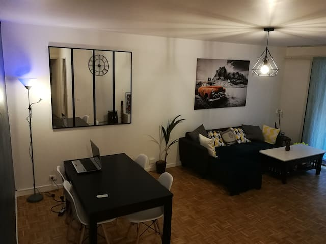 Chambre privée, Calanques, Marseille