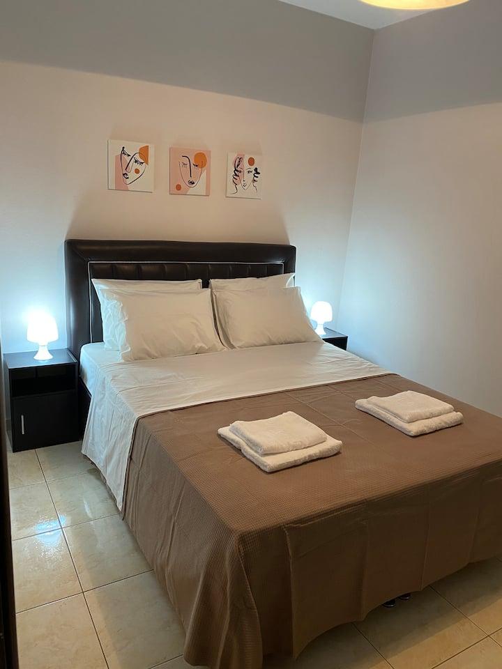 Raise 2 Bedroom Serviced  Apartment