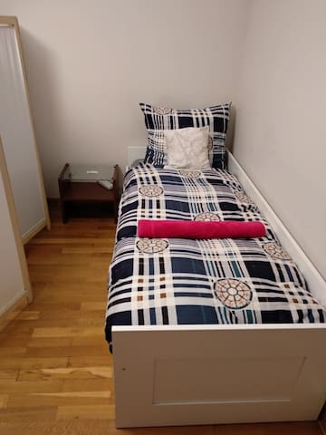Comfortable Bed with all basic amenities