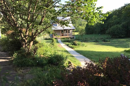 Garden Cottage near Asheville - Fairview