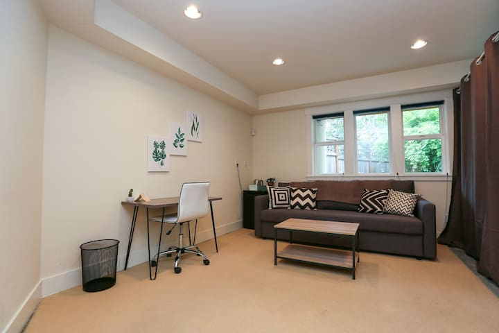 Beautiful Suite in Queen Anne Townhome