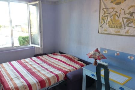 Chambre dans villa à Montbrison
