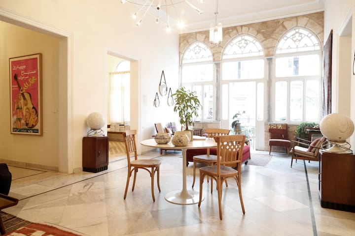 BEYt Mar Mikhael - Guesthouse Apartment