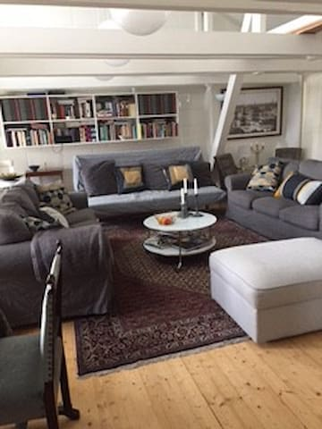 First Lifestyle Loft in Stockholm!