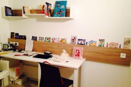 individual studio best location
