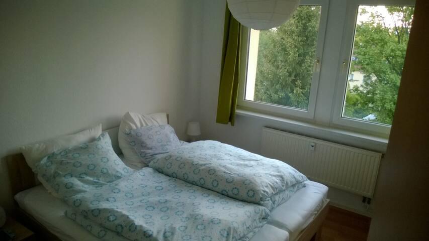 Ruhige Wohnung im Leipziger Süden für max. 6 P. - Leipzig - Byt