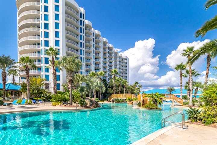 Tropical Escape at the Palms of Destin