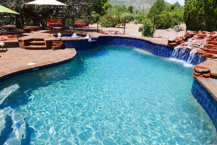 Pool Splendor Coronado-2/Walk To Country Clubhouse