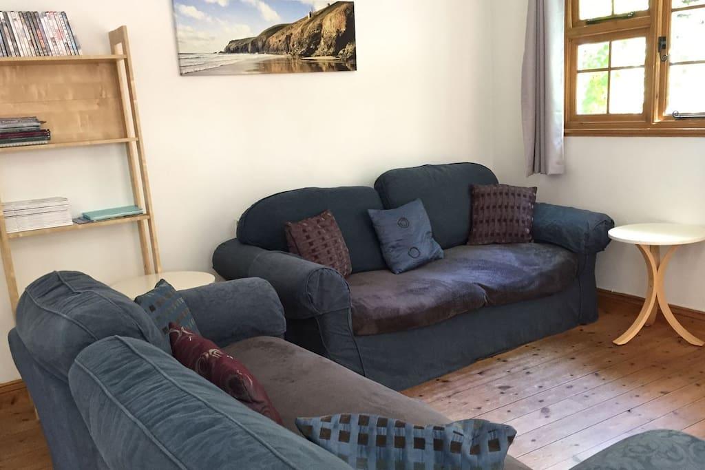 Chy Treza Living Area