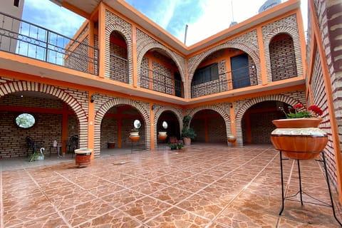 """Acogedora y linda habitación """"Rincón Huasteco"""""""