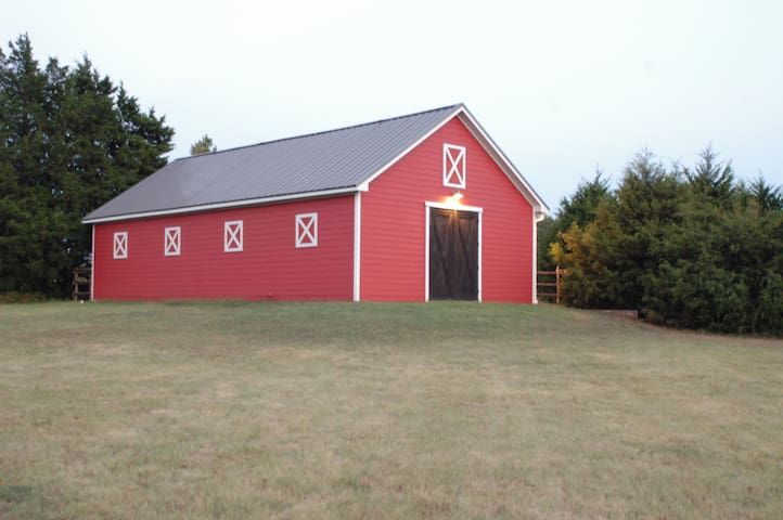 The Barn at The Farmhouse Estate