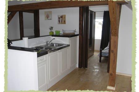Ferienwohnung zum Bernerhof - Lindenberg - House