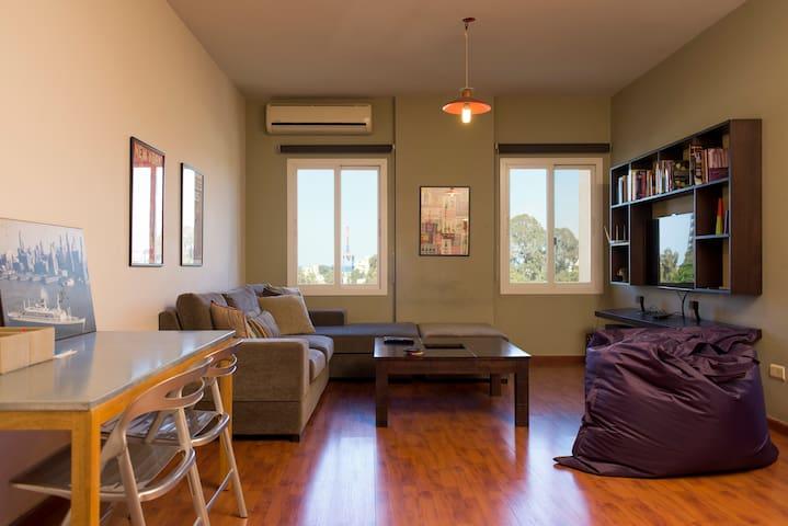 Homy Flat in Central Mar Mikhael - Mar Mikhael, Ashrafieh - Appartement
