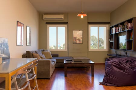 Homy Flat in Central Mar Mikhael - Mar Mikhael, Ashrafieh - Appartement