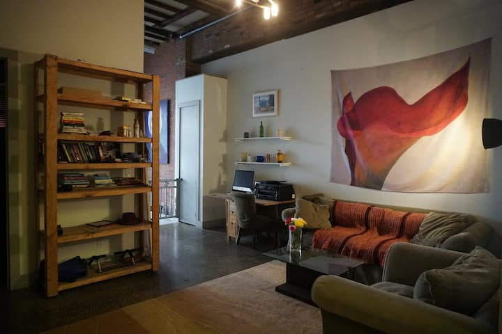 Spacious Williamsburg Duplex 3
