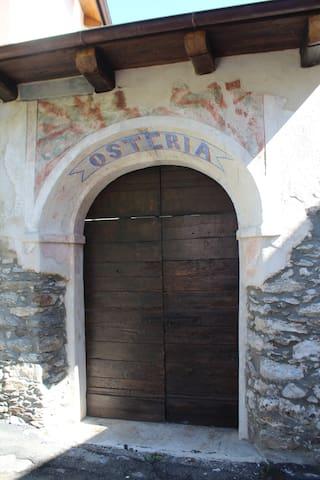 Cesara - Entrata Osteria