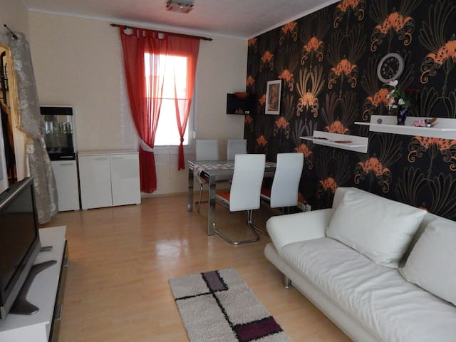 apartment for 2+2 persons in Zalakaros R81760