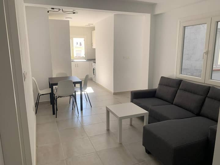 Brand new flat next to Malaga historical center