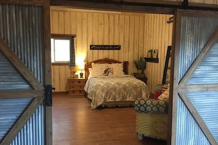 Clean and cozy country living