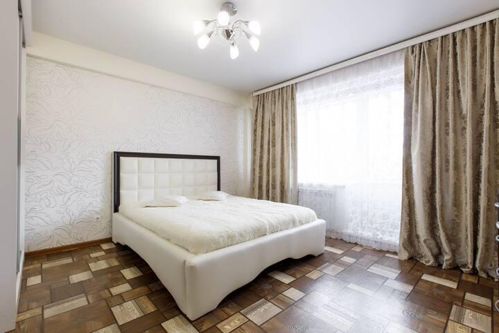 Квартира для людей, ценящих комфорт!