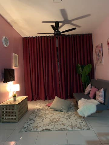 homestay/ guesthouse kajang semenyih cheap n cozy
