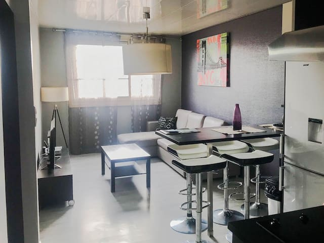Appartement 2 chambres proximité de l'hyper-centre