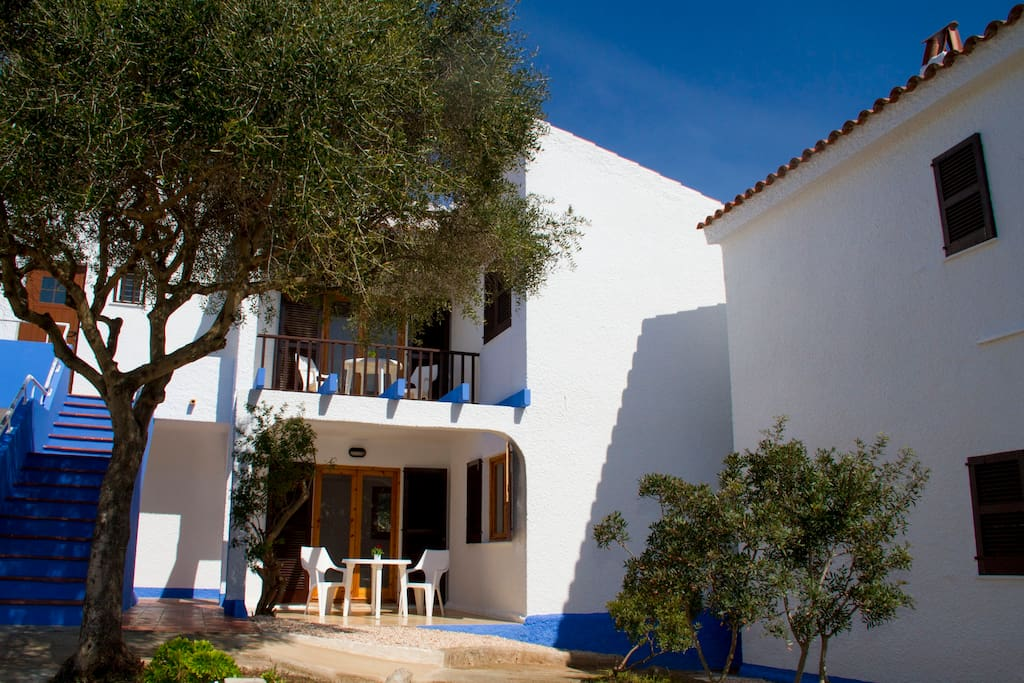 Apartamentos blue beach menorca apartments for rent in ciutadella de menorca balearic islands - Apartamentos california menorca ...