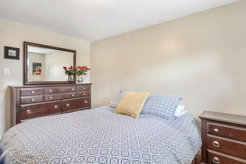 2 Bed/1 Bath Private Apartment in Mamaroneck
