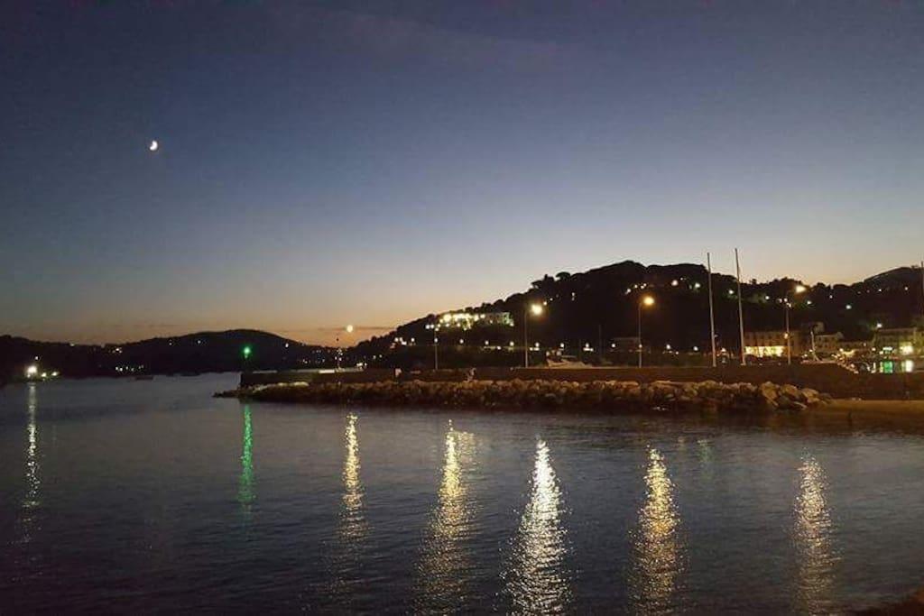 ...quiete serale di settembre dal balcone...