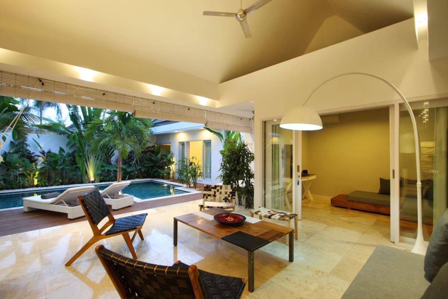 Luxury Private Villa in Seminyak