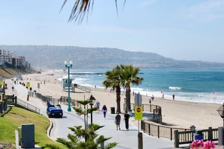 A tranquil beach retreat! - Redondo Beach
