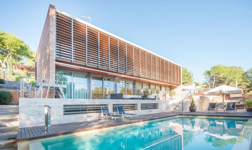 Villa Foixarda en Tamarit-Tarragona. 02 - Tarragona - Villa