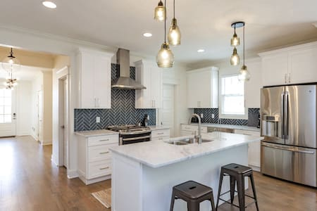 Quiet Music City Home Ideal for Families