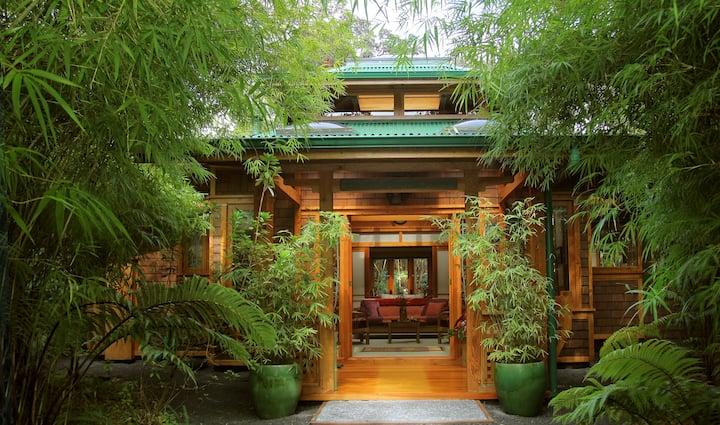 Bamboo Guest House - Volcano Rainforest Retreat