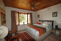 2nd bedroom facing river view